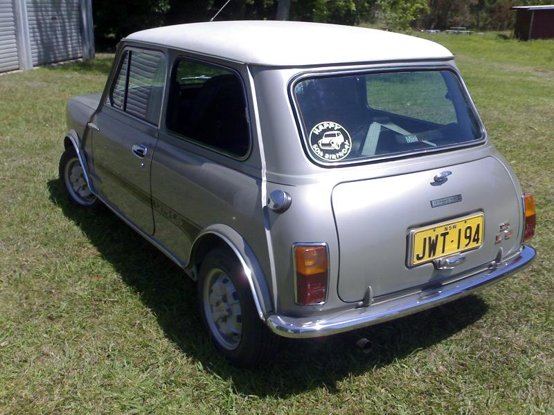1978 LEYLAND MINI 1275 LS