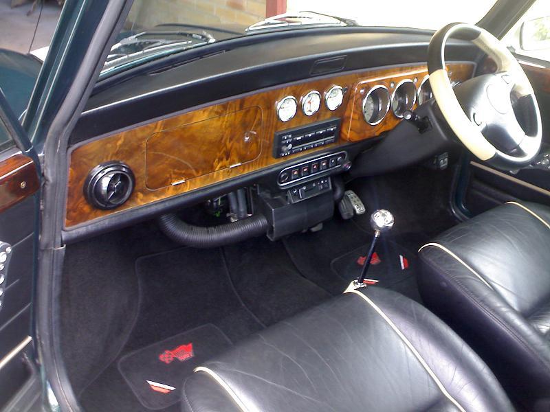 1998 Rover Mini Cooper Mpi Sportspack
